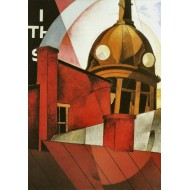 Puzzle  Grafika-00250 Charles Demuth : Welcome to Our City, 1921