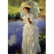 Puzzle  Grafika-00412 John Singer Sargent : Morning Walk, 1888