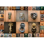 Puzzle  Grafika-00936 Collage - Portes