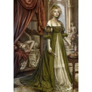 Puzzle  Grafika-01076 White Queen