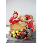 Puzzle  Grafika-01612 Konrad Bak: Baby and Apples