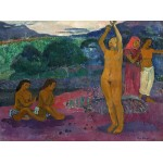 Puzzle  Grafika-01850 Paul Gauguin : L'Invocation, 1903