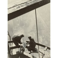 Puzzle  Grafika-02122 Lewis W. Hine : Empire State Building, New York, 1931