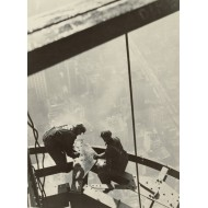 Puzzle  Grafika-02124 Lewis W. Hine : Empire State Building, New York, 1931