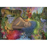 Puzzle  Grafika-02209 Josephine Wall - Dreaming in Color