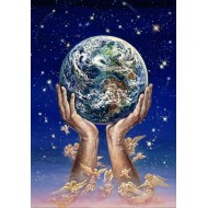 Puzzle  Grafika-02328 Josephine Wall - Hands of Love