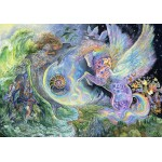 Puzzle  Grafika-02331 Josephine Wall - Magical Meeting