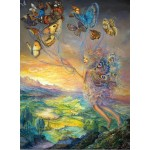 Puzzle  Grafika-02373 Josephine Wall - Up and Away
