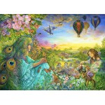 Puzzle  Grafika-02618 Josephine Wall - Daydreaming