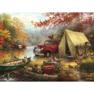Puzzle  Grafika-02753 Chuck Pinson - Share the Outdoors