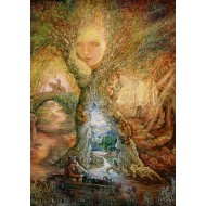 Puzzle  Grafika-T-00180 Josephine Wall - Willow World