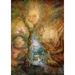 Puzzle  Grafika-T-00181 Josephine Wall - Willow World
