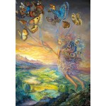 Puzzle  Grafika-T-00191 Josephine Wall - Up and Away