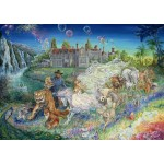Puzzle  Grafika-T-00255 Josephine Wall - Fantasy Wedding