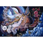 Puzzle  Grafika-T-00256 Josephine Wall - Eros and Psyche