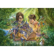 Puzzle  Grafika-T-00284 Josephine Wall - Magical Storybook