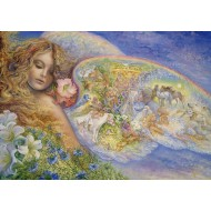 Puzzle  Grafika-T-00292 Josephine Wall - Wings of Love