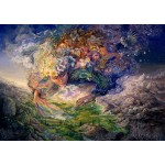 Puzzle  Grafika-T-00297 Josephine Wall - Breath of Gaia