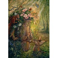 Puzzle  Grafika-T-00338 Josephine Wall - The Wood Nymph