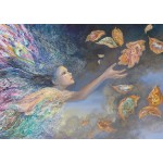 Puzzle  Grafika-T-00341 Josephine Wall - Catching Wishes