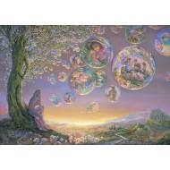 Puzzle  Grafika-T-00344 Josephine Wall - Bubble Tree