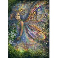 Puzzle  Grafika-T-00355 Josephine Wall - The Wood Fairy