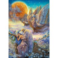 Puzzle  Grafika-T-00358 Josephine Wall - I Saw Three Ships