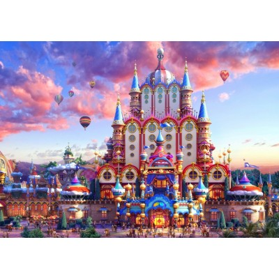 Puzzle Grafika-T-00654 Fairyland