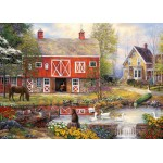 Puzzle  Grafika-T-00762 Chuck Pinson - Reflections On Country Living