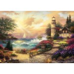Puzzle  Grafika-T-00771 Chuck Pinson - Seaside Dreams
