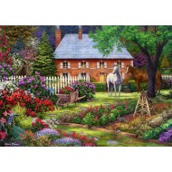 Puzzle  Grafika-T-00815 Chuck Pinson - The Sweet Garden