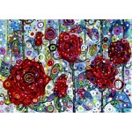 Puzzle  Grafika-T-00892 Sally Rich - Roses