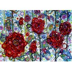 Puzzle  Grafika-T-00894 Sally Rich - Roses