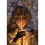 Puzzle  Grafika-T-00950 Dreaming by Candlelight