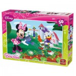 Puzzle  King-Puzzle-05147-A Minnie Mouse Bow-tique