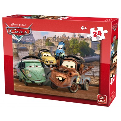 Puzzle king-Puzzle-05245-A Cars