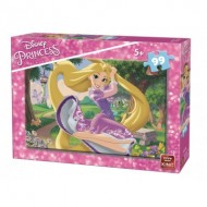 Puzzle  King-Puzzle-05259-B Disney Princess