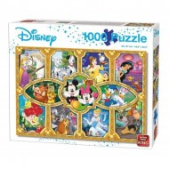 Puzzle  King-Puzzle-05279 Disney Magical Moments