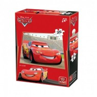 Puzzle  King-Puzzle-05301-G Cars 3
