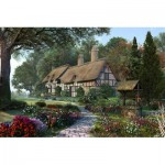 Puzzle  King-Puzzle-05374 Cottage Hathaway Best