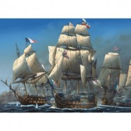 Puzzle  King-Puzzle-05397 The Battle of Trafalgar