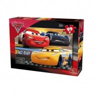 Puzzle  King-Puzzle-05696-A Cars 3