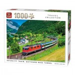 Puzzle  King-Puzzle-05716 Intercity Train