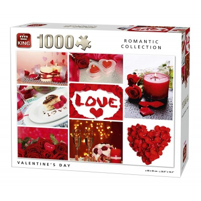 Puzzle King-Puzzle-05764 Valentine's Day