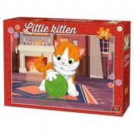 Puzzle  King-Puzzle-05796 Chaton