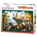 Puzzle  King-Puzzle-55830 Disney - The Lion King