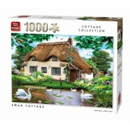 Puzzle  King-Puzzle-55861 Swan Cottage