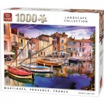 Puzzle  King-Puzzle-55949 Martigues, Provence, France
