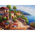Puzzle  KS-Games-11347 Rivage Silencieux