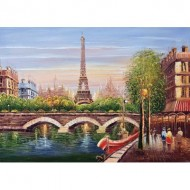 Puzzle  KS-Games-11378 Jin Park: Paris